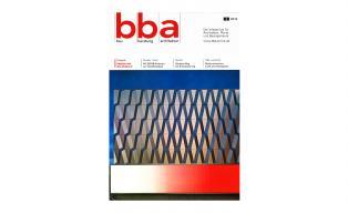 Hochschule Ruhr-West im Magazin bba