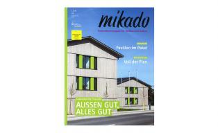 h4a_Mikado Unternehmensmagazin für Holzbau und Ausbau