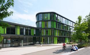 h4a_Bürogebäude der GIZ im CUBE Magazin