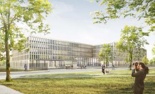 Bundespolizeipräsidium Potsdam