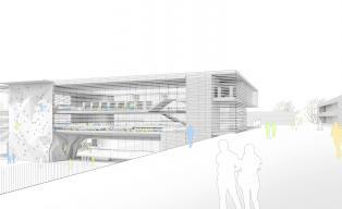 Anerkennung WB Neubau Sport Campus Olympiapark h4a