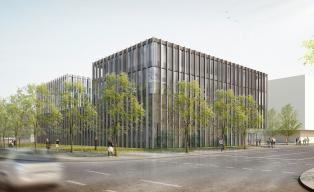 h4a Institutsgebäude THM Gießen Anerkennug