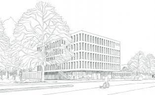 h4a_3.Preis Verwaltungsgebäude Wohnbaugruppe Augsburg