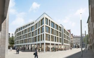 h4a_Rathauserweiterung Eichstraße Stuttgart