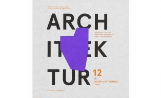 h4a_Publikation_Architektur in Baden-Württemberg