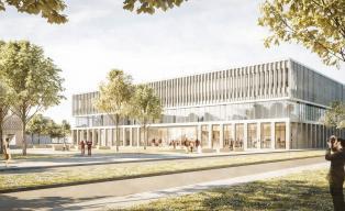 h4a_WB Seminargebäude JLU Gießen 1. Preis