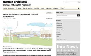 Interview german-architects