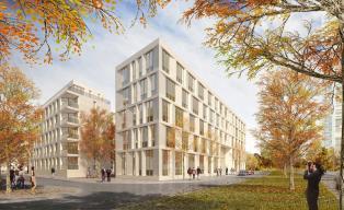 h4a_2. Preis Haupverwaltung Glücksteinallee Mannheim