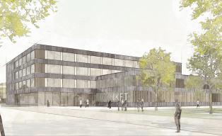 h4a_3. Preis Laborgebäude KIT Karlsruhe