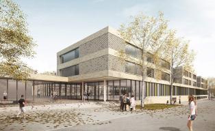 h4a 1. Preis Integrierte Gesamtschule am Riedberg FFM