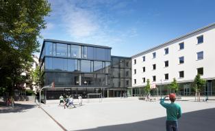 Carl-Schurz-Schule Frankfurt a. M. h4a