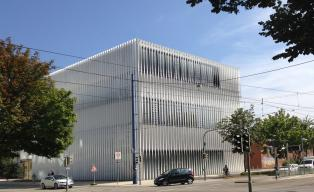 Sporthalle in Ulm h4a