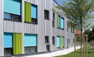 h4a Fertigstellung Haus für Kinder in München