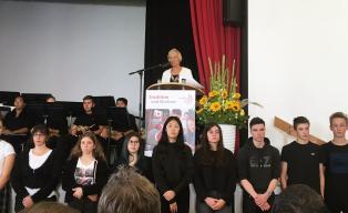 h4a_Einweihung Elisabethenschule FFM