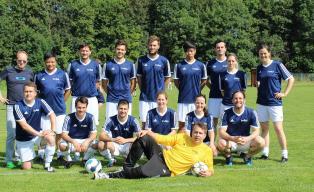 h4a-Team bei der Coppa Oliva