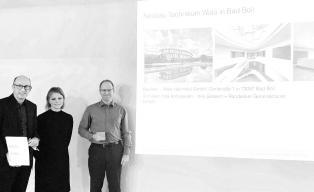 Preisverleihung Hugo-Häring-Auszeichnung Kunsthalle Göppingen