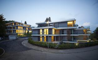 Wohngebäude Mozartstraße Ulm h4a