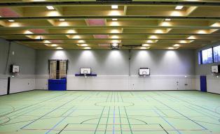 Mittelschule Wasserburg Teilinbetriebnahme h4a