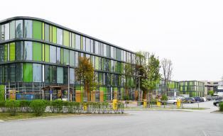 Gesellschaft für Internationale Zusammenarbeit Eschborn, Haus 5 h4a