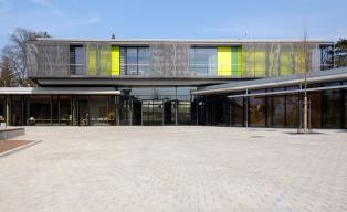 Sonderschulzentrum Göppingen Beispielhaftes Bauen Auszeichnung Guter Bauten h4a