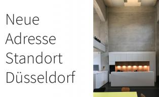 Neue Adresse Standort Düsseldorf
