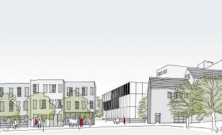 Lernen und Wohnen Quartier der Institute Lüdenscheid h4a