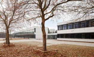 Wilhelm-Röntgen-Realschule Eröffnung h4a