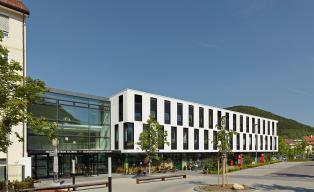 Beispielhaftes Bauen Landkreis Göppingen h4a Gesundheitszentrum Helfensteinklinik