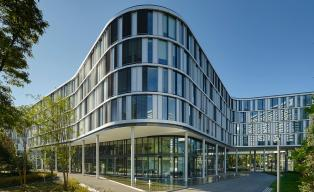 h4a Bürgebäude Arabeska München