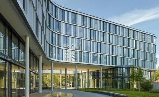 Bürogebäude Arabeska München