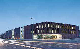 Auszeichnung guter Bauten h4a Hochschule Bottrop