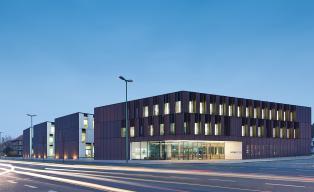 Auszeichnung vorbildlicher Bauten Hochschule Bottrop