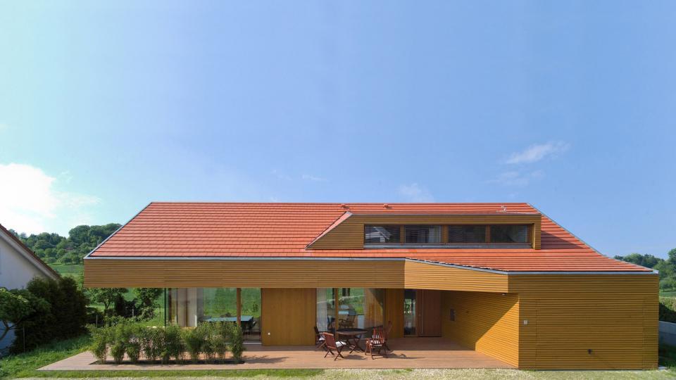 Wohnhaus h4a gessert randecker architekten h4a for Mobiles wohnhaus