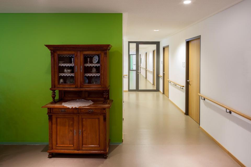 seniorenzentrum st anna stift h4a gessert randecker architekten h4a gessert randecker. Black Bedroom Furniture Sets. Home Design Ideas